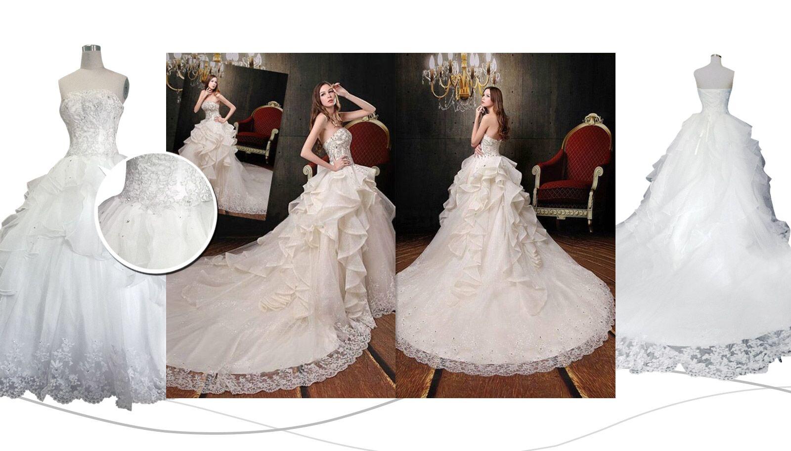 Centre de confection de la robe du mariage sur mesure for Centre ville la mariage robes