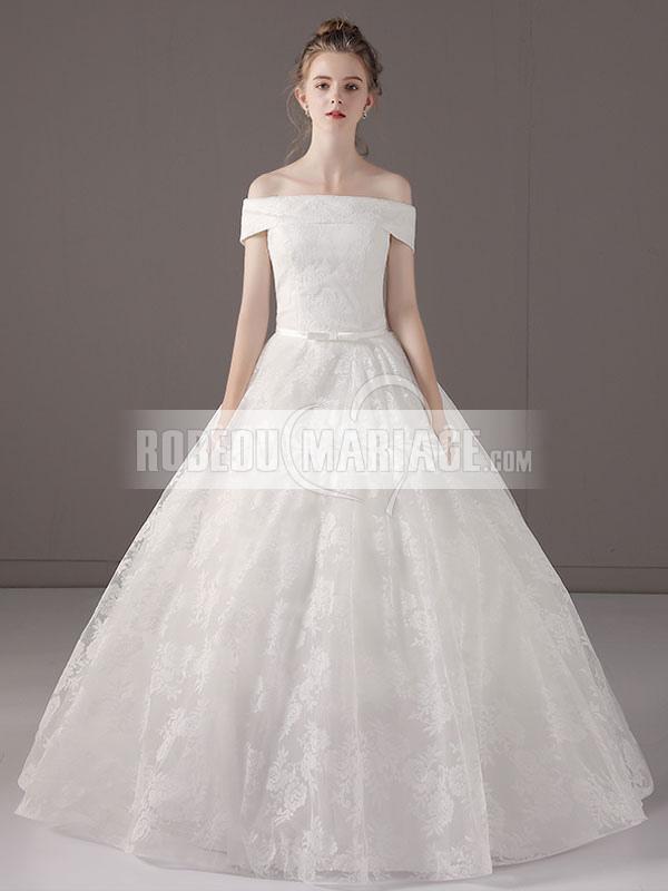 95801f68eaa Robe de mariée 2019