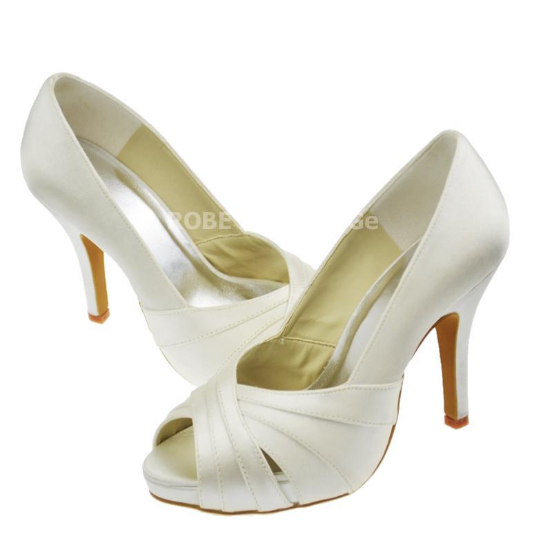 Chaussures de mariage de mariée Casual femme Qm6jeJBZo