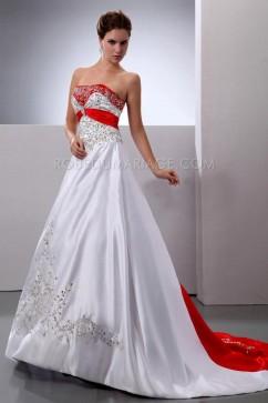 robe de mariée en couleur, robe de mariée 2016, robe de mariée pas ...