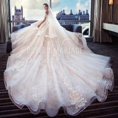 Location robe mariage luxe