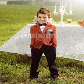 satin costume mariage enfant pour gar ons pas cher. Black Bedroom Furniture Sets. Home Design Ideas