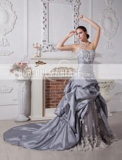 Robe de mariee empire couleur