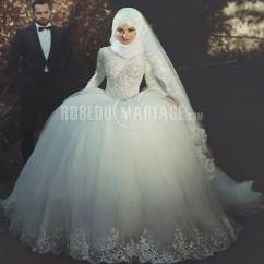 Robe De Mariée Musulmane Robe De Mariée Sur Mesure Pas Cher