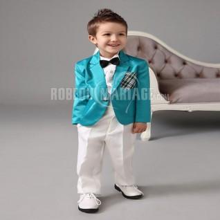 costume mariage enfant gar ons satin pas cher robe208744. Black Bedroom Furniture Sets. Home Design Ideas
