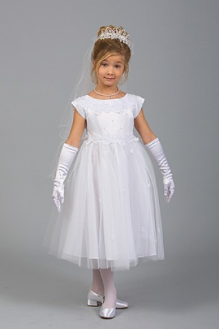 Les robe blanche fille