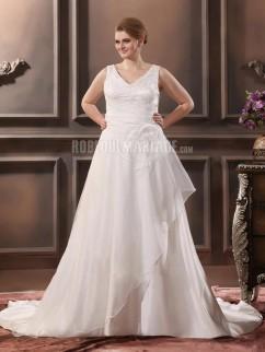 Location robe de mariee taille 44