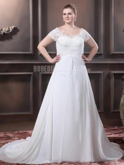 Robe mariage pas cher grande taille