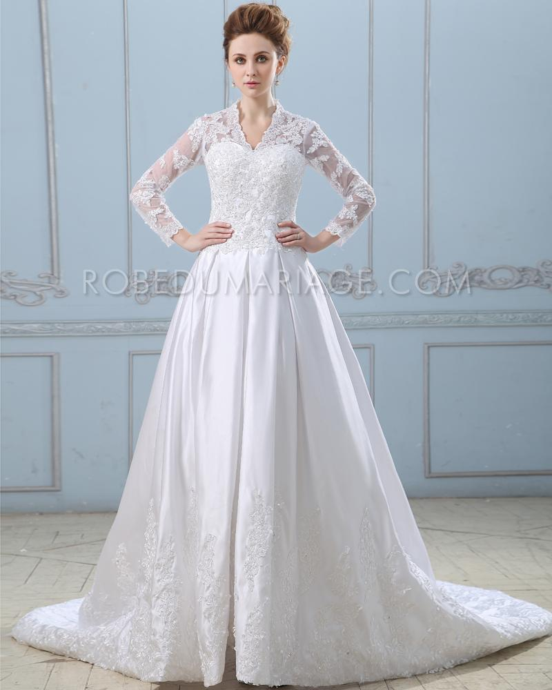 Robes longues mariage