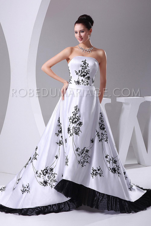 Magnifique robe de mariée pas chère broderies