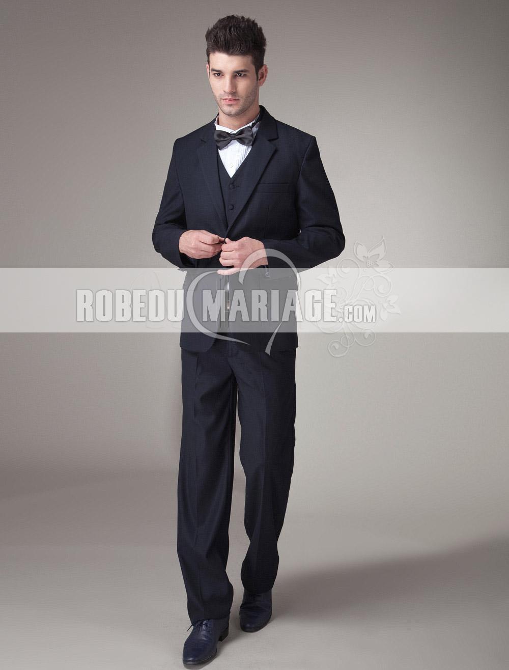 moderne costume de mariage avec style simple et classique robe207273. Black Bedroom Furniture Sets. Home Design Ideas