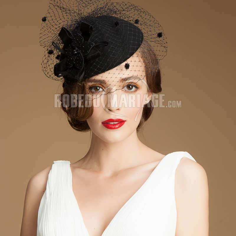 chapeau mariage femme. Black Bedroom Furniture Sets. Home Design Ideas