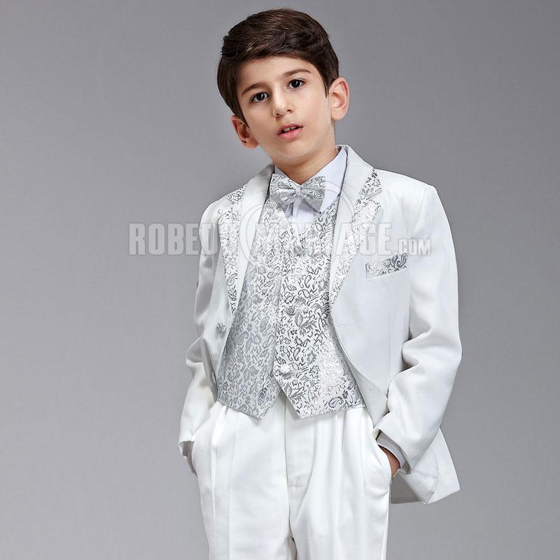 pas cher costume enfant pour mariage avec broderie magnifique robe208366. Black Bedroom Furniture Sets. Home Design Ideas