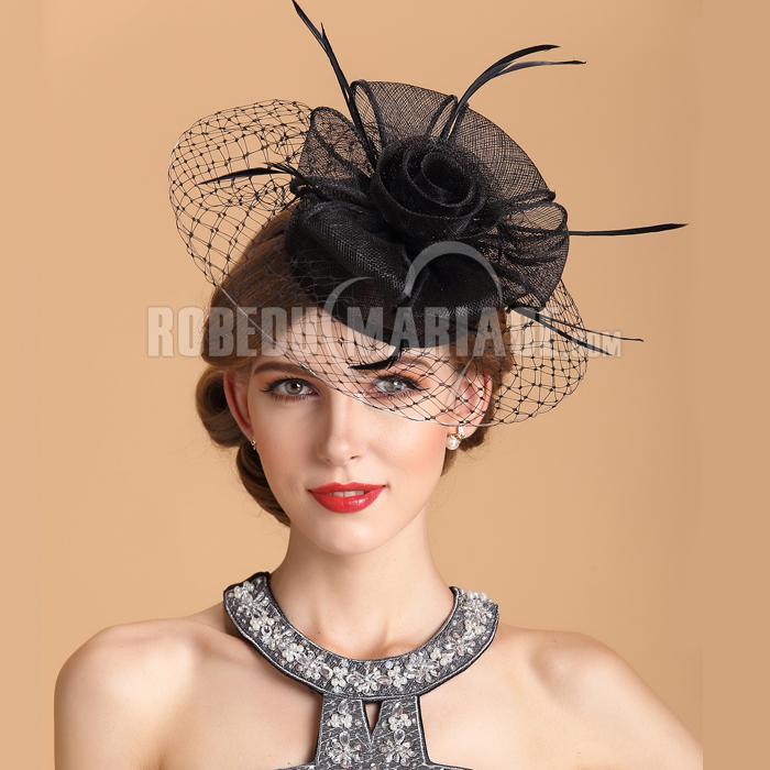 classique attayante chapeau bibi pas cher tulle robe208439. Black Bedroom Furniture Sets. Home Design Ideas