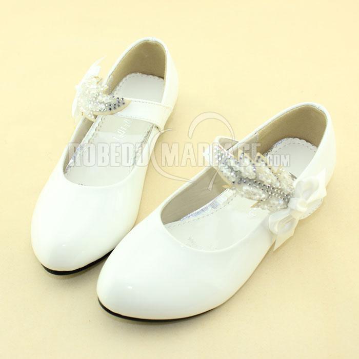 appliques chaussures du mariage pour fille chaussure pas cher robe208721. Black Bedroom Furniture Sets. Home Design Ideas