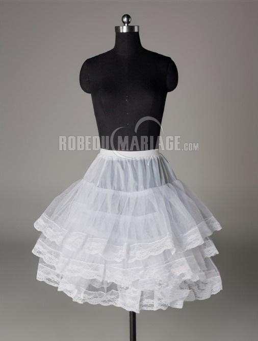 ... > Jupon de mariée > Jupon de mriée pas cher pour robe courte