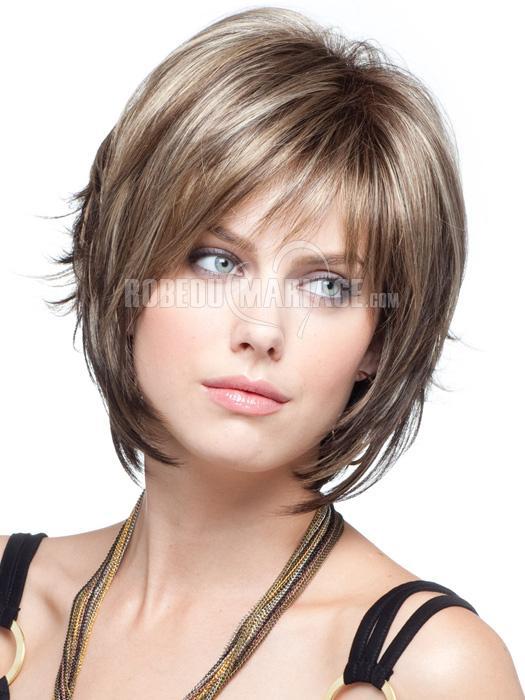 Perruque pas cher femme meilleure vente cheveux