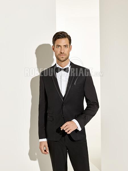 Costume homme mariage 2016 haute qualité en satin
