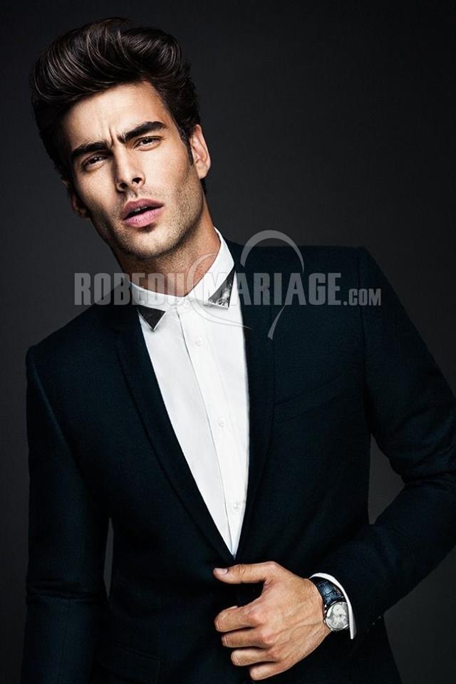 ... d homme pour cérémonie mariage costume sur mesure pas cher. Loading zoom f4205b3694b