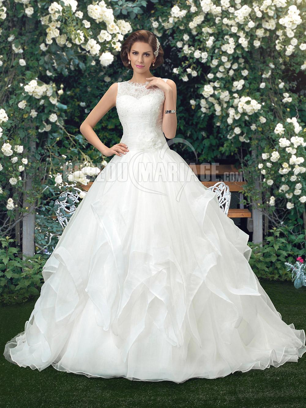Accueil > Robe de mariage > Robe de mariée 2017 > Robe de mariée en ...