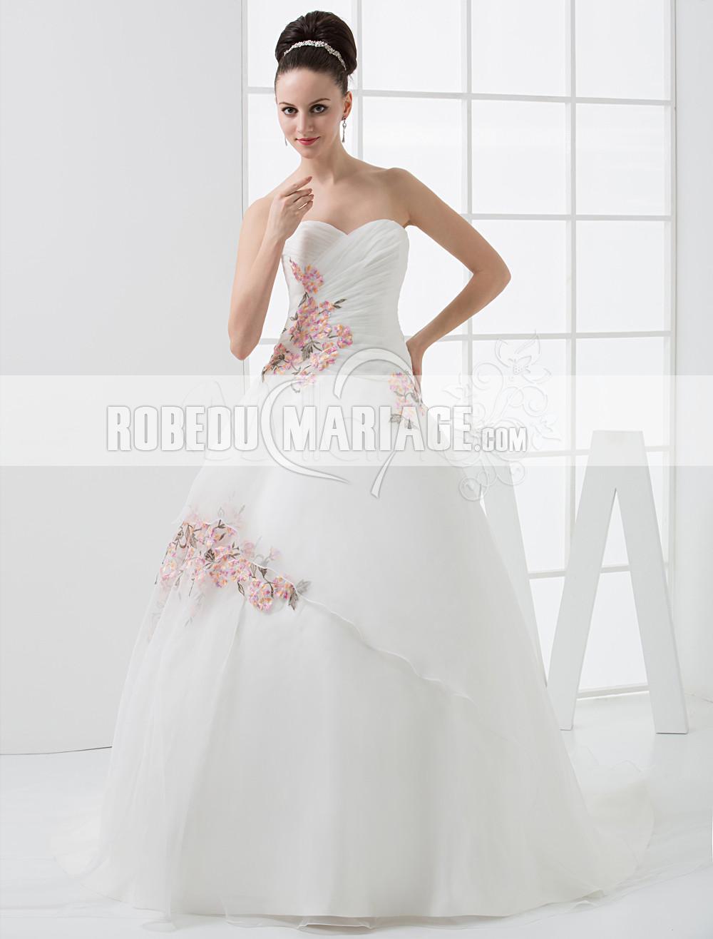 Accueil > Robe de mariage > Robe de mariage en couleur > Robe de ...