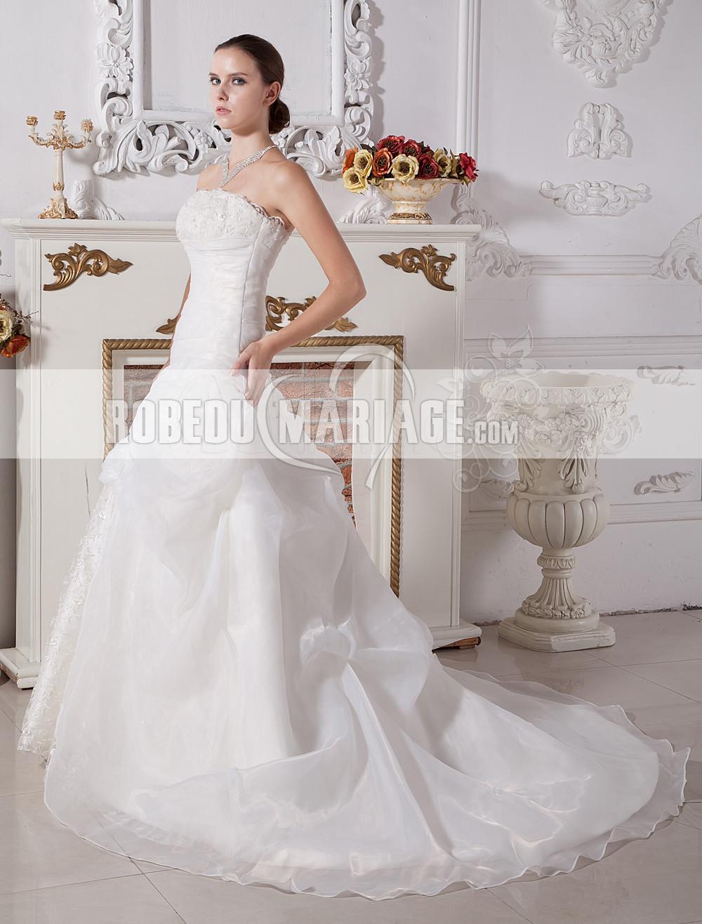 Accueil > Robe de mariage > Robe de mariée princesse > Robe de ...