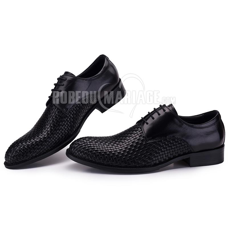 chaussure homme pas cher en peau de vache motif crocodile robe2012661. Black Bedroom Furniture Sets. Home Design Ideas