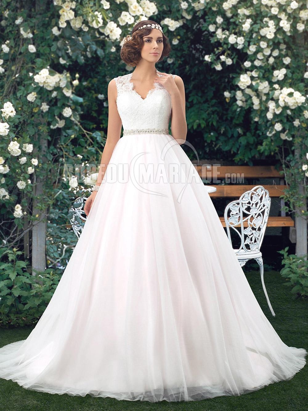 col en v robe de mari e enceinte en dentelle et tulle pas cher robe2012608. Black Bedroom Furniture Sets. Home Design Ideas