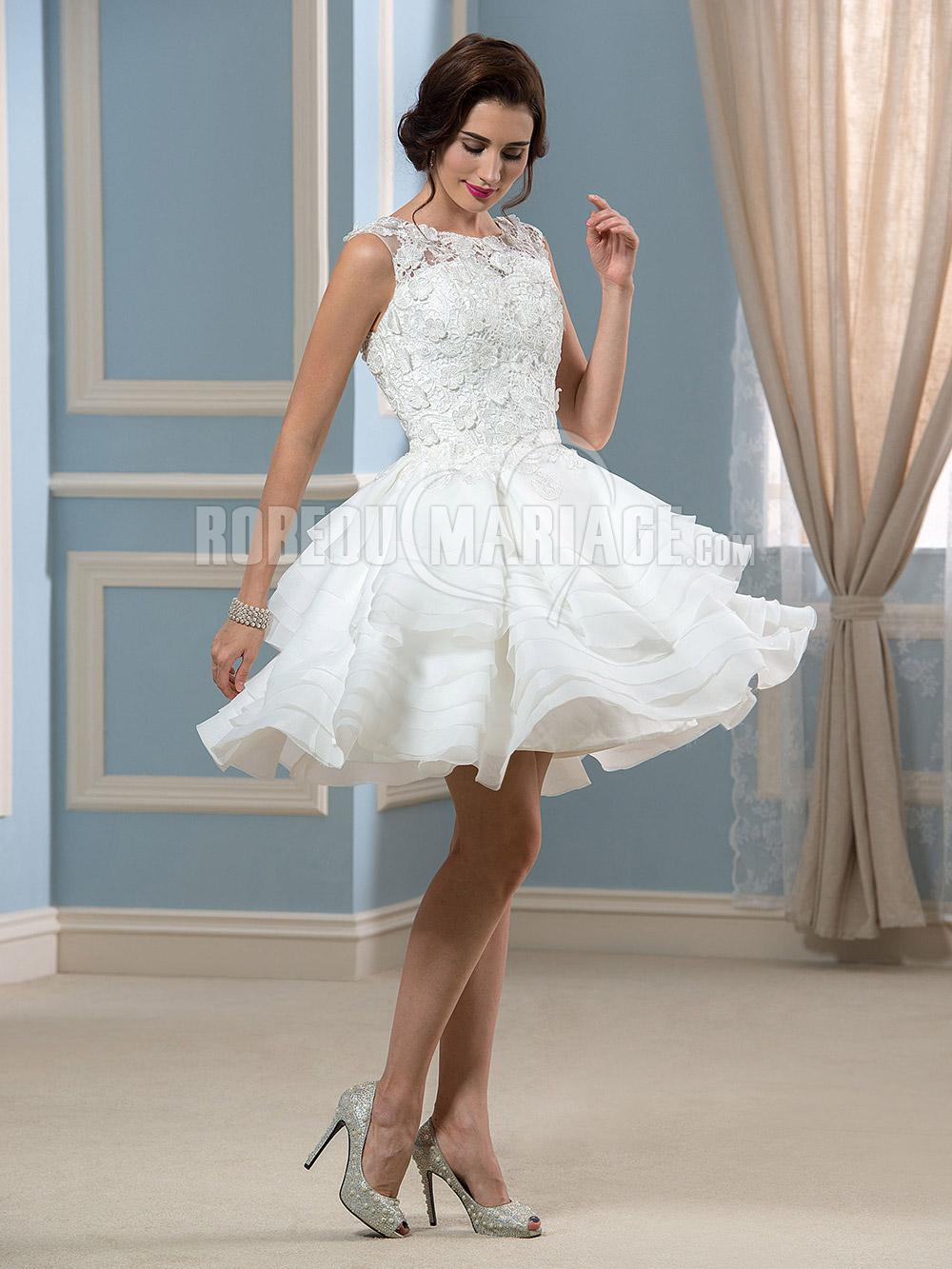 > Robe de mariage > Robe de mariée civile > Robe de mariée civile ...
