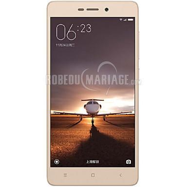 Robedumariage FR Redmi 3S RAM 2GB ROM 16GB Smartphone 4G avec écran de 5.0 pouces Batterie 4100mAh