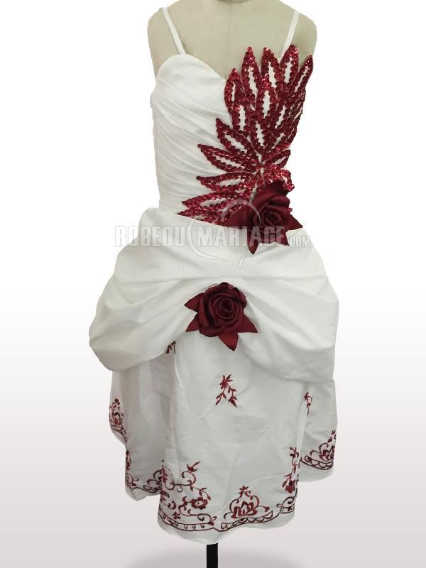 Robes pour les petites demoiselles d'honneur Photo réelle robe de fille à la main et sur mesure robe magnifique