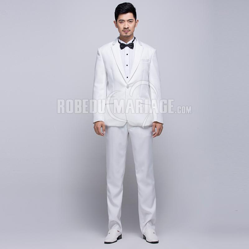 a2866442c6b39 Loading zoom. Costume 3 pièces Veste Pantalon Nœud-papillon costume pour  garçon d'honneur mariage