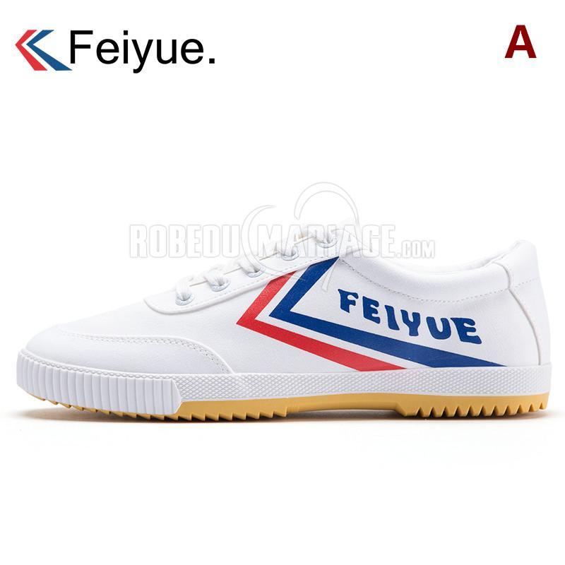 Robedumariage FR Feiyue Chaussure en toile pour homme ou femme HOT en europe